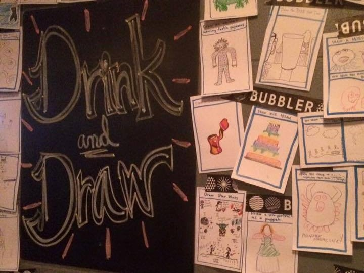Dink and Draw